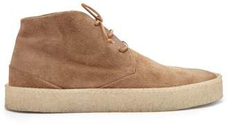 Marsèll Cassa Para Suede Boots - Mens - Tan