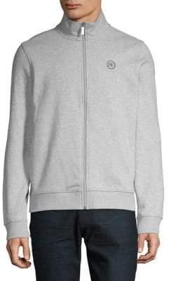 Perry Ellis Full-Zip Fleece Jacket