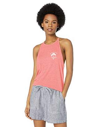 Roxy Junior's Sunset Valley Lace Tank, L