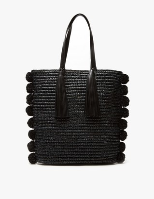 Cruise Tote in Black $350 thestylecure.com