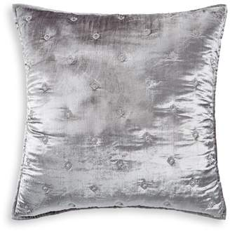 Hudson Park Collection Woven Diamond Quilted Euro Sham - 100% Exclusive