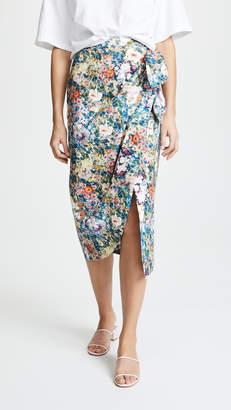 Tata-Naka Tata Naka Tie Skirt