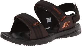 New Balance Men's Rev Plush2O Rafter Sandal