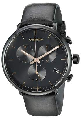 Calvin Klein High Noon Watch - K8M274CB Watches