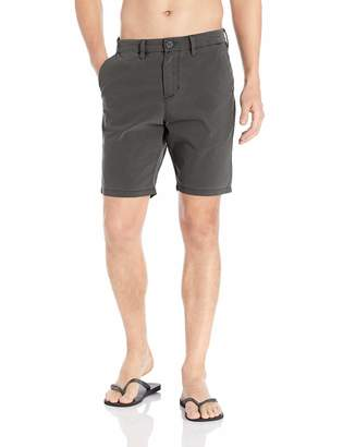Billabong Men's New Order X Overdye Hybrid Short