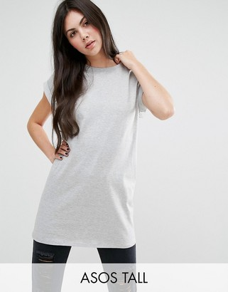 ASOS Tall ASOS TALL The Ultimate Easy Longline T-Shirt $18.50 thestylecure.com