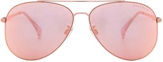 Seafolly Hiva Oa Sunglasses $98 thestylecure.com