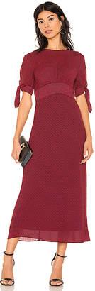 C/Meo Affix Midi Dress