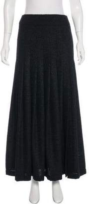 Chanel Bouclé Maxi Skirt