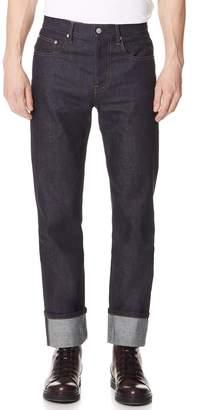 Helmut Lang Turn Up Jeans