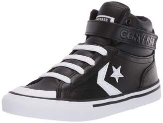 afa07afe293a Converse Kids  Pro Blaze Strap Leather High Top Sneaker
