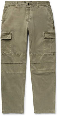 Reese Cooper® Cotton-Twill Cargo Trousers