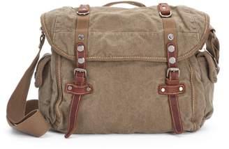 The Same Direction Silver Road Messenger Bag