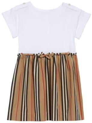 Burberry Rhonda Stripe Dress