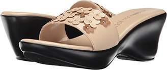 Athena Alexander Women's Allegra Platform Slide Sandal