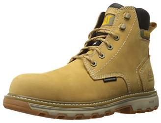 Caterpillar Men's Precision Comp Toe Waterproof Work Boot