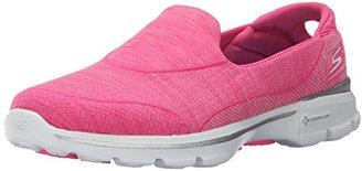 Skechers Performance Women's Go Walk 3 Super Sock 3 Walking Shoe $56.70 thestylecure.com