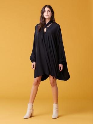 Diane von Furstenberg Jessamine Criss-Cross Dress