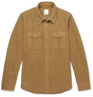 Visvim Elk Cotton-Flannel Shirt