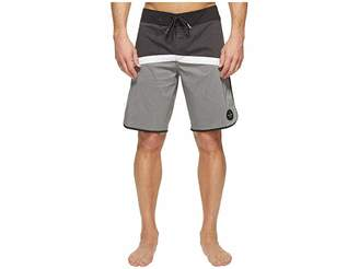 Quiksilver Crypto Scallop 20 Boardshorts Men's Swimwear