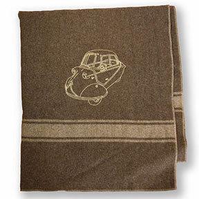 Urbancase Wool Getaway Blanket
