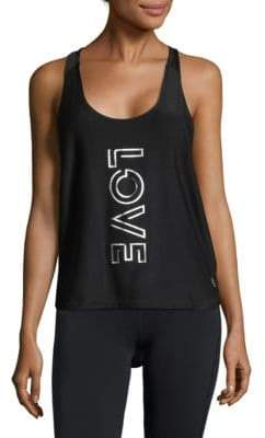 Gottex Love Graphic Tank Top