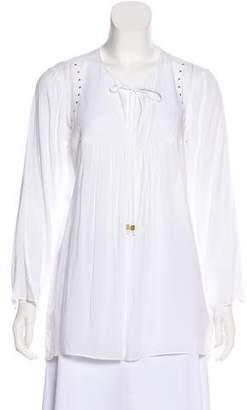 MICHAEL Michael Kors Long Sleeve Blouse Top w/ Tags