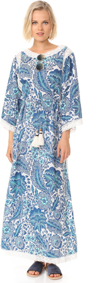 Tory Burch Hilary Caftan Dress $350 thestylecure.com