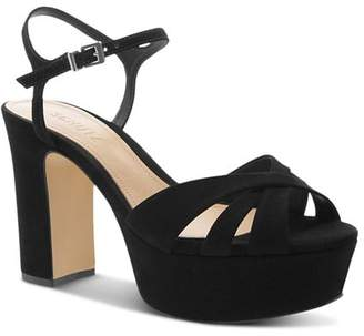 eb259577880 Schutz Women s Keefa High-Heel Platform Sandals
