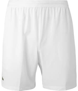 Lacoste Tennis Novak Djokovic Stretch-Shell Tennis Shorts