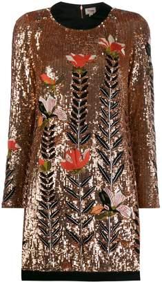 Temperley London Magnolia sequin dress
