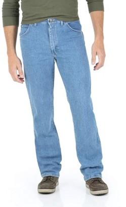 Wrangler Big Men's Regular Fit Jeans with Comfort Flex Waistband