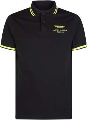 Hackett x Aston Martin Polo Shirt
