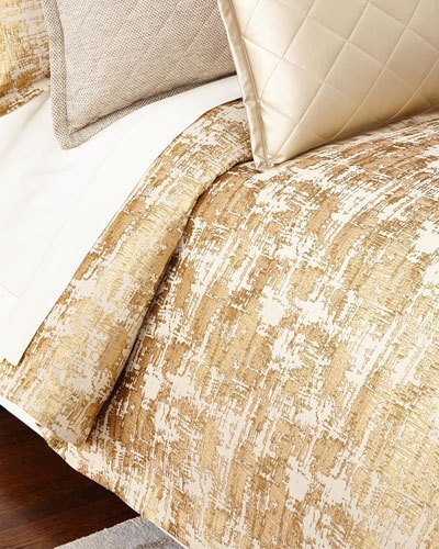 Ann Gish Ann Gish King 3-Piece Scratch Duvet Set