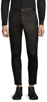 The Kooples Leather Pants $1,295 thestylecure.com