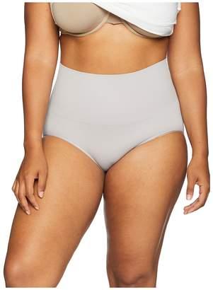 Yummie by Heather Thomson Plus Size Seamlessly Shaped Ultralight Brief Women's Underwear