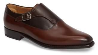 Mezlan Algar Monk Strap Shoe