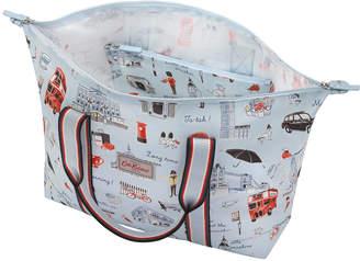 50112d2e542e Cath Kidston London Icons Foldaway Overnight Bag
