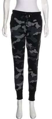 Zoe Karssen Camouflage Knit Joggers