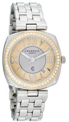 Charriol Diamond Alexl Watch