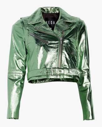 Veda Baby Jane Metallic Jacket