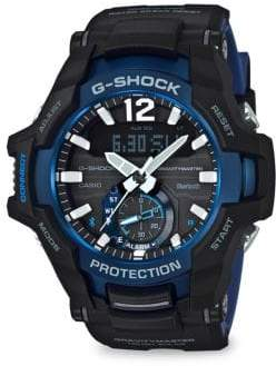 G-Shock Gravitymaster Aviation Black Resin Strap Watch