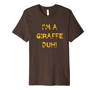 I'm a Giraffe Duh Tee
