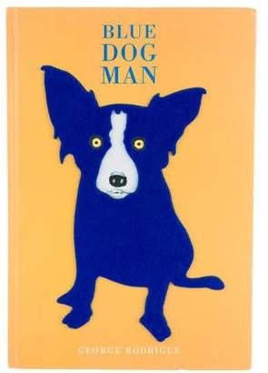 Blue Dog Man