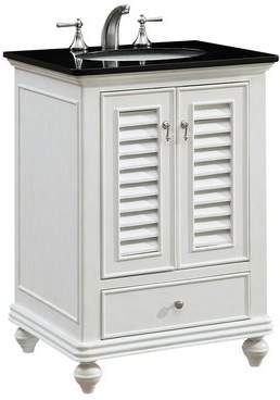 Breakwater Bay Addilynn 25 Single Bathroom Vanity Set