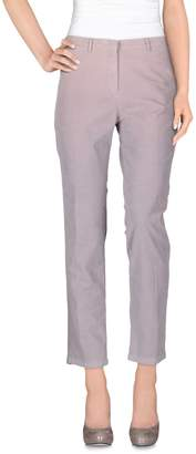 Incotex Red Casual pants - Item 36687840DV