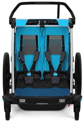 Thule Chariot Cross 2 Multisport Double Cycle Trailer/Stroller
