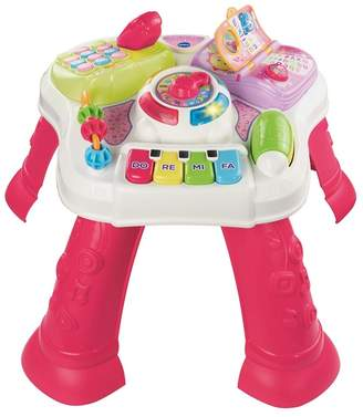 Vtech Baby - Pink 'Play And Learn' Activity Table