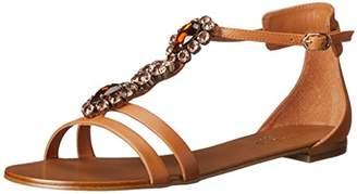 Lola Cruz Women's Jeweled Sandal