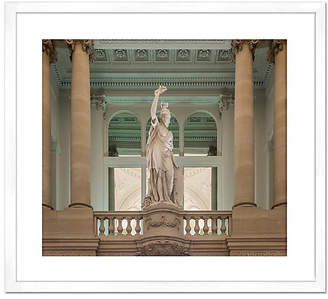 One Kings Lane Richard Silver - Royal Palace Statue Art